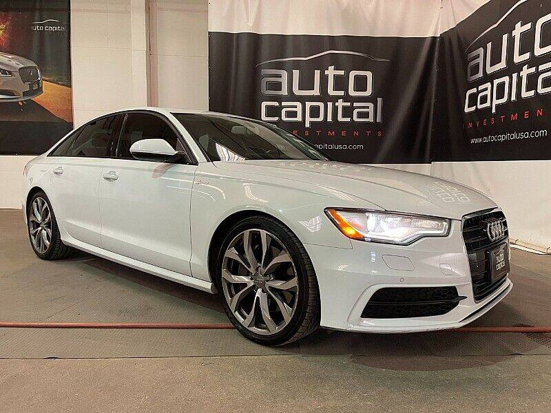 2012 Audi A6 for sale in Fort Worth, TX