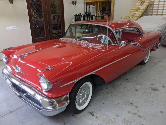 1957 Oldsmobile Super 88 for sale in Cadillac, MI