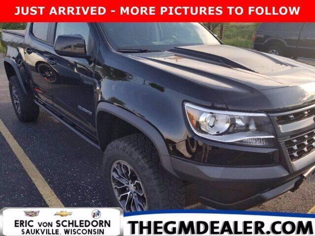 2018 Chevrolet Colorado for sale in Saukville, WI