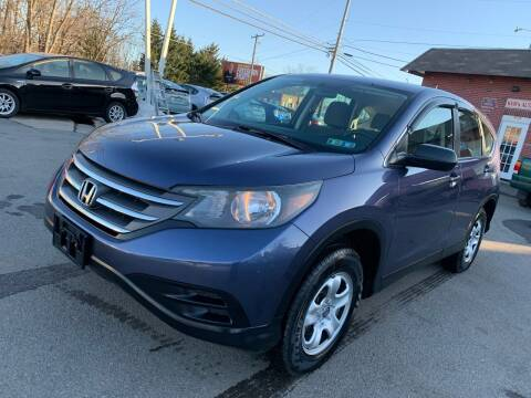 2014 Honda CR-V for sale at Sam's Auto in Akron PA