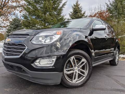 2016 Chevrolet Equinox for sale at West Point Auto Sales in Mattawan MI
