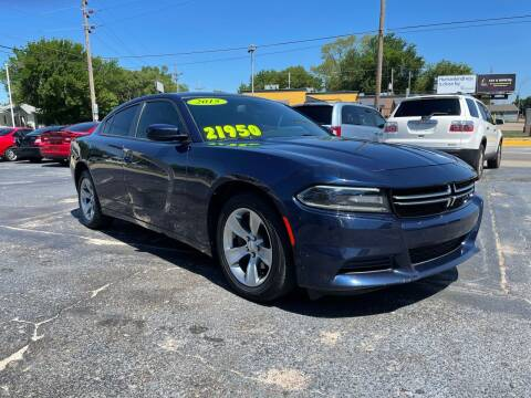 2015 Dodge Charger for sale at Island Auto in Grand Island NE