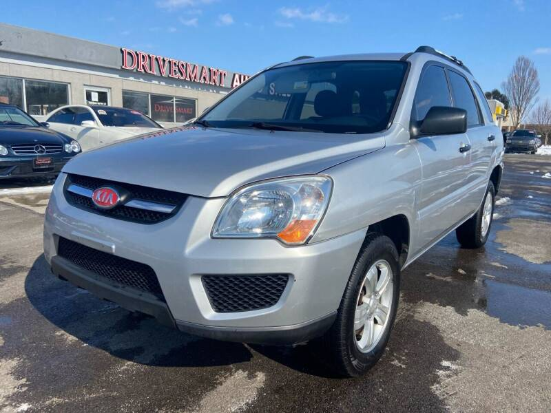 2009 Kia Sportage for sale at DriveSmart Auto Sales in West Chester OH