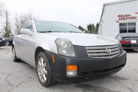 2005 Cadillac CTS for sale at UpCountry Motors in Taylors SC