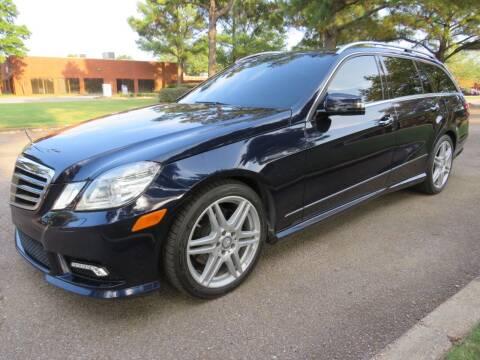 2011 Mercedes-Benz E-Class for sale at E Z AUTO INC. in Memphis TN