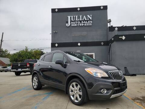 2013 Buick Encore for sale at Julian Auto Sales, Inc. in Warren MI