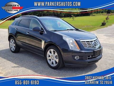 2014 Cadillac SRX for sale at Parker's Used Cars in Blenheim SC
