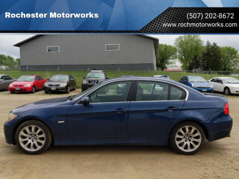 2006 BMW 3 Series for sale at Rochester Motorworks in Rochester MN