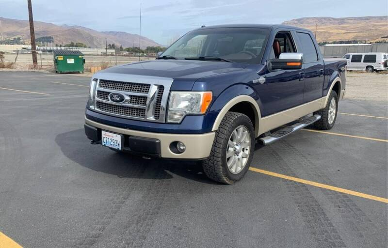 2009 Ford F-150 for sale at Mega Auto Sales in Wenatchee WA