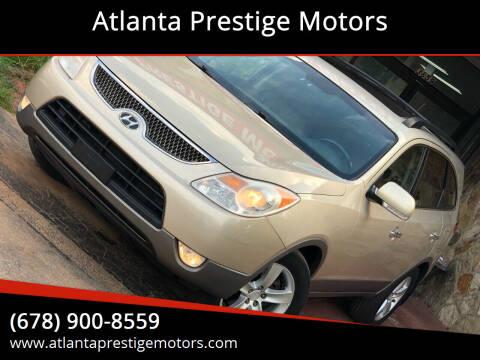 2008 Hyundai Veracruz for sale at Atlanta Prestige Motors in Decatur GA