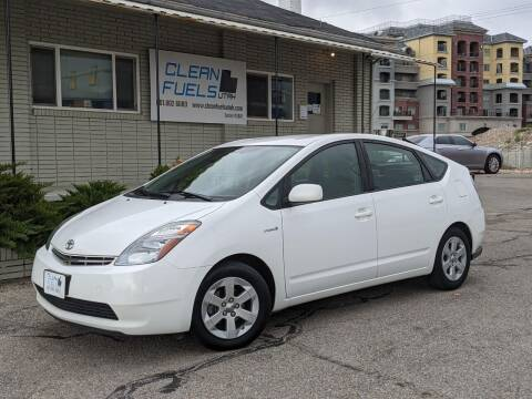 2008 Toyota Prius for sale at Clean Fuels Utah in Orem UT