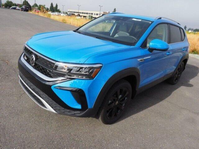 2022 Volkswagen Taos for sale in Burlington, WA