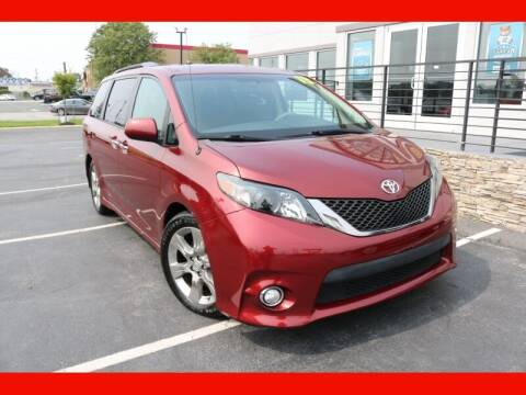 2013 Toyota Sienna for sale at AUTO POINT USED CARS in Rosedale MD