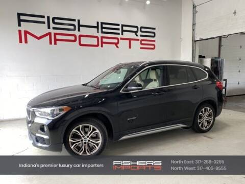 2017 BMW X1 for sale at Fishers Imports in Fishers IN