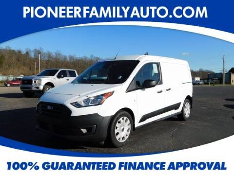 2020 Ford Transit Connect Cargo for sale at Pioneer Family auto in Marietta OH