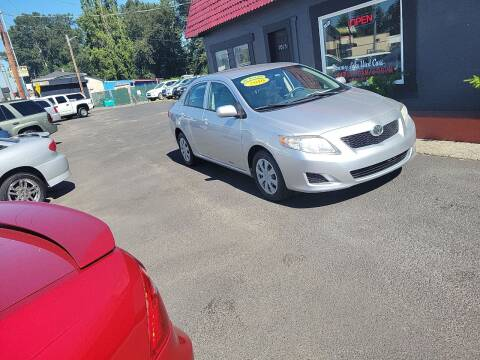 2010 Toyota Corolla for sale at Bonney Lake Used Cars in Puyallup WA