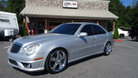 2008 Mercedes-Benz E-Class for sale at Driven Pre-Owned in Lenoir NC