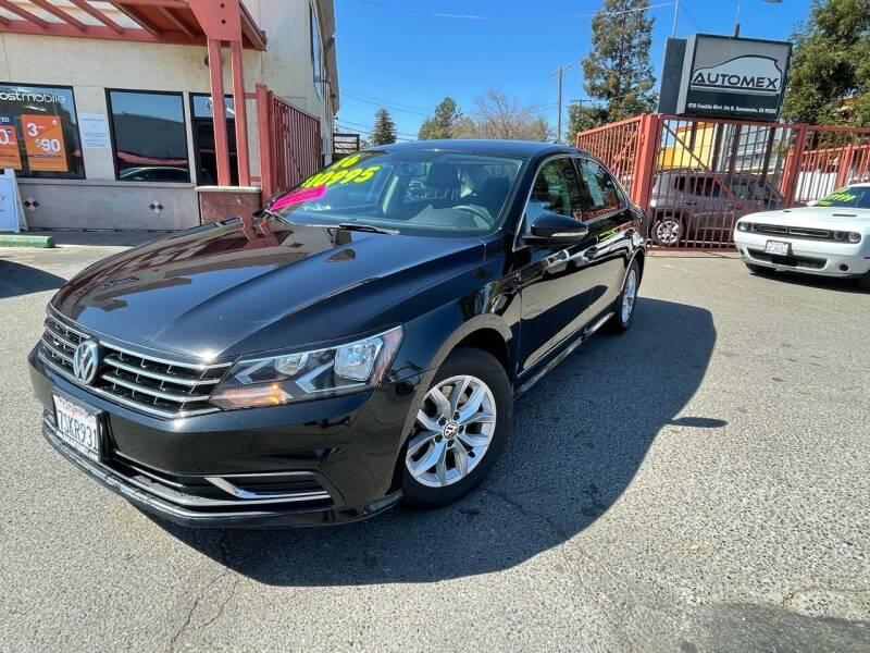 2016 Volkswagen Passat for sale at AUTOMEX in Sacramento CA