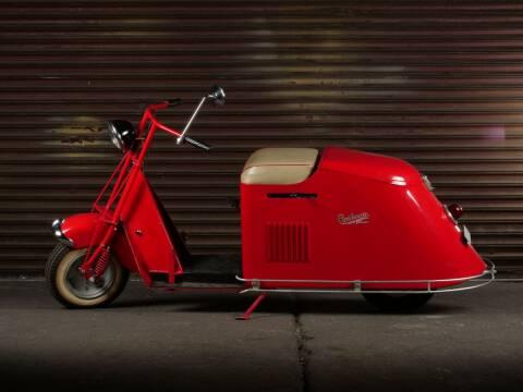 1947 Cushman Scooter