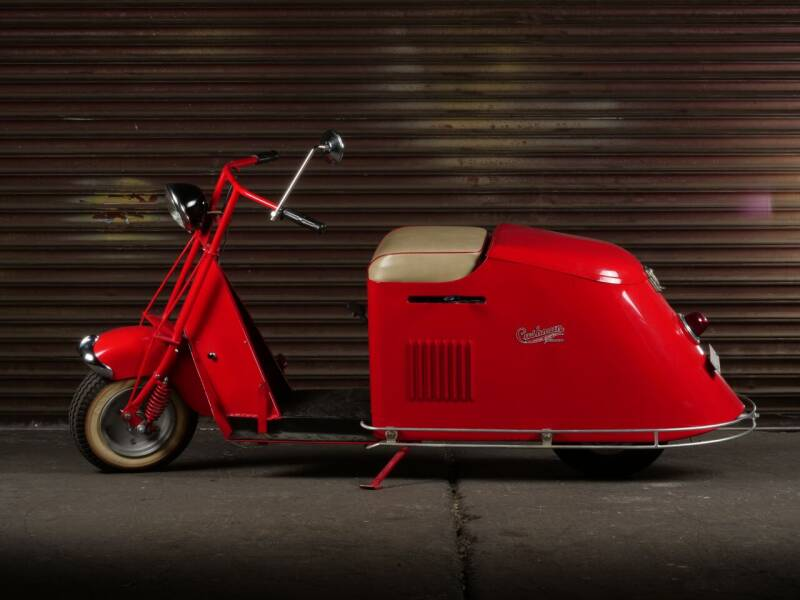 1947 Cushman Scooter for sale at Sierra Classics & Imports in Reno NV