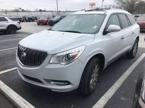 2016 Buick Enclave for sale at BILLY HOWELL FORD LINCOLN in Cumming GA