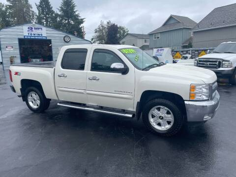 2013 Chevrolet Silverado 1500 for sale at 3 BOYS CLASSIC TOWING and Auto Sales in Grants Pass OR