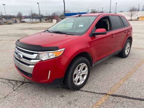 2012 Ford Edge for sale at TKP Auto Sales in Eastlake OH