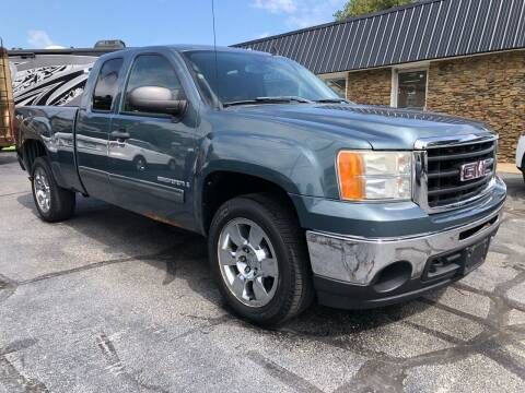 2009 GMC Sierra 1500 for sale at Approved Motors in Dillonvale OH