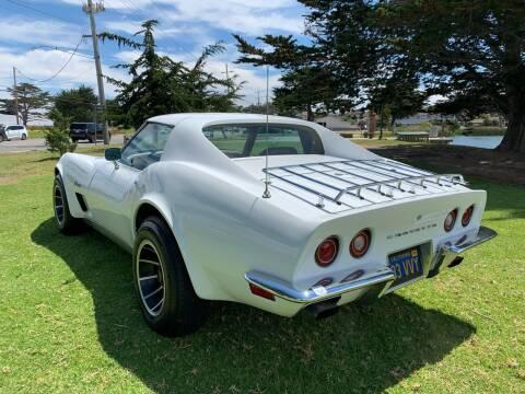 1973 Chevrolet Corvette for sale at Dodi Auto Sales in Monterey CA