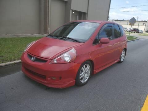 2008 Honda Fit for sale at Carlando in Lakeland FL