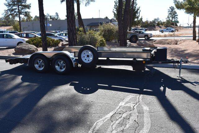 2015 PJ TRAILER 18FT for sale at Choice Auto & Truck Sales in Payson AZ