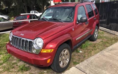 2006 Jeep Liberty for sale at Castagna Auto Sales LLC in Saint Augustine FL