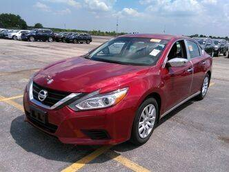 2017 Nissan Altima for sale at Paradise Motor Sports LLC in Lexington KY