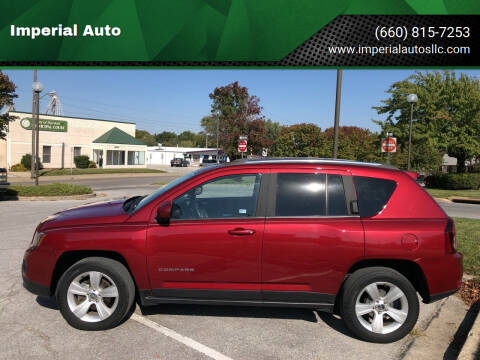 2014 Jeep Compass for sale at Imperial Auto, LLC in Marshall MO