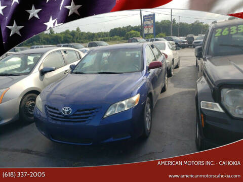 2009 Toyota Camry for sale at American Motors Inc. - Cahokia in Cahokia IL