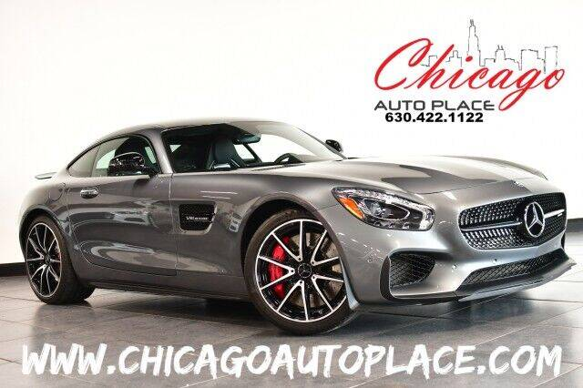 2016 Mercedes-Benz AMG GT for sale at Chicago Auto Place in Bensenville IL
