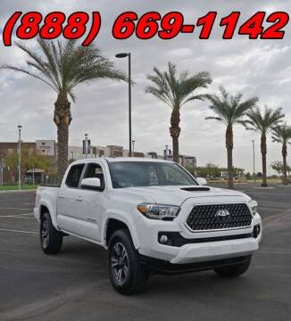 2018 Toyota Tacoma for sale at AZautorv.com in Mesa AZ