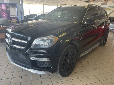 2015 Mercedes-Benz GL-Class for sale at Flash Auto Sales in Garland TX