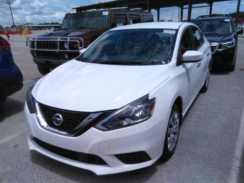 2019 Nissan Sentra for sale at Keen Auto Mall in Pompano Beach FL