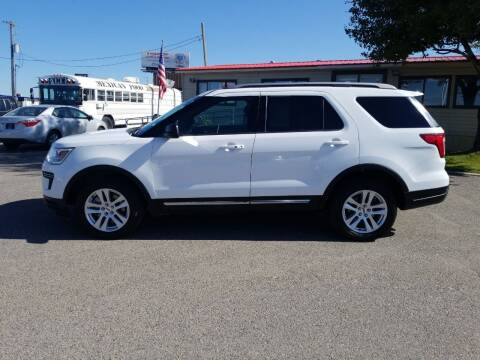 2018 Ford Explorer for sale at Revolution Auto Group in Idaho Falls ID