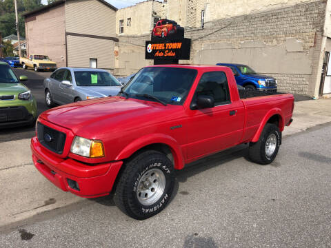 2004 Ford Ranger for sale at STEEL TOWN PRE OWNED AUTO SALES in Weirton WV