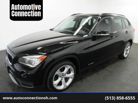 2013 BMW X1 for sale at Automotive Connection in Fairfield OH