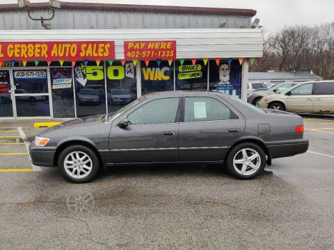 2001 Toyota Camry for sale at Paul Gerber Auto Sales in Omaha NE
