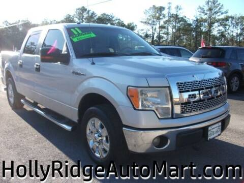 2011 Ford F-150 for sale at Holly Ridge Auto Mart in Holly Ridge NC