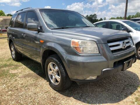 2008 Honda Pilot for sale at Premier Auto Wholesale in Baton Rouge LA