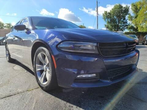 2015 Dodge Charger for sale at Dixie Automart LLC in Hamilton OH