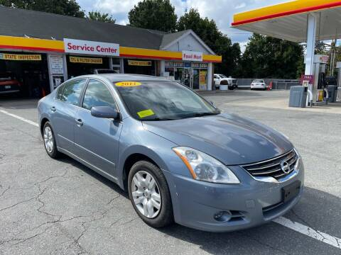 2011 Nissan Altima for sale at Gia Auto Sales in East Wareham MA