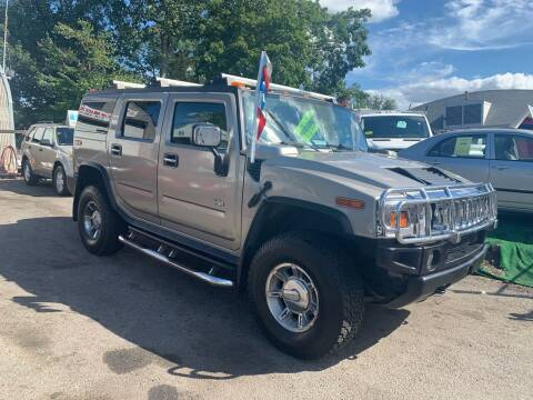 2005 HUMMER H2 for sale at Deleon Mich Auto Sales in Yonkers NY