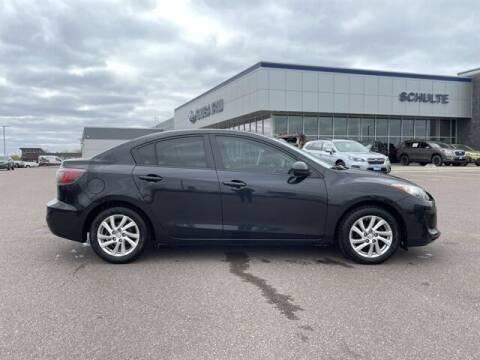 2012 Mazda MAZDA3 for sale at Schulte Subaru in Sioux Falls SD