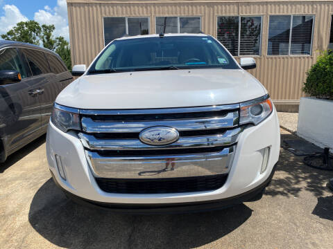 2014 Ford Edge for sale at Bobby Lafleur Auto Sales in Lake Charles LA